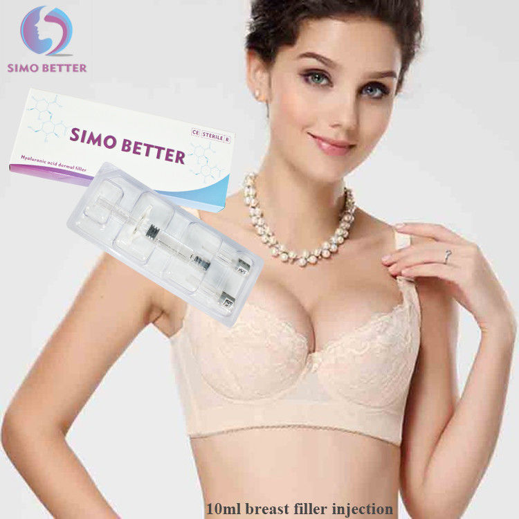 Plastic Surgery Breast Augmentation Fillers Non Animal For Beauty Salon